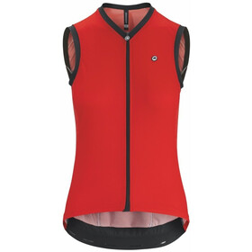 assos UMA GT NS Jersey Women national red